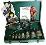 Паяльник для полипропиленовых труб для полипропилена EUROTEC PW 202 (2,3 кВт, Пр-во Германия)