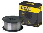Проволока порошковая Spark E71T-8 0.8мм (1кг) (с флюсовым сердечником)